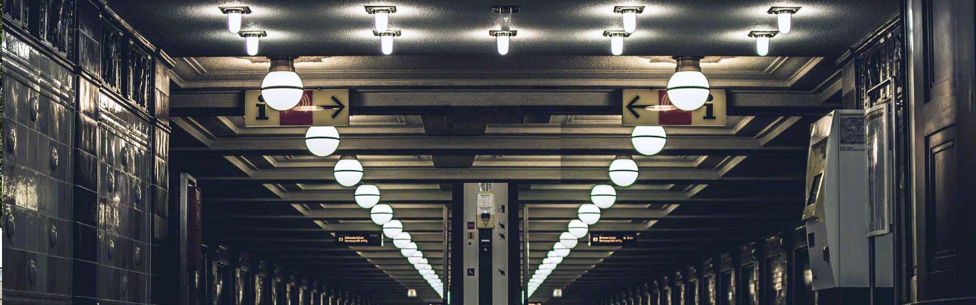 Lighting in Commercial Building